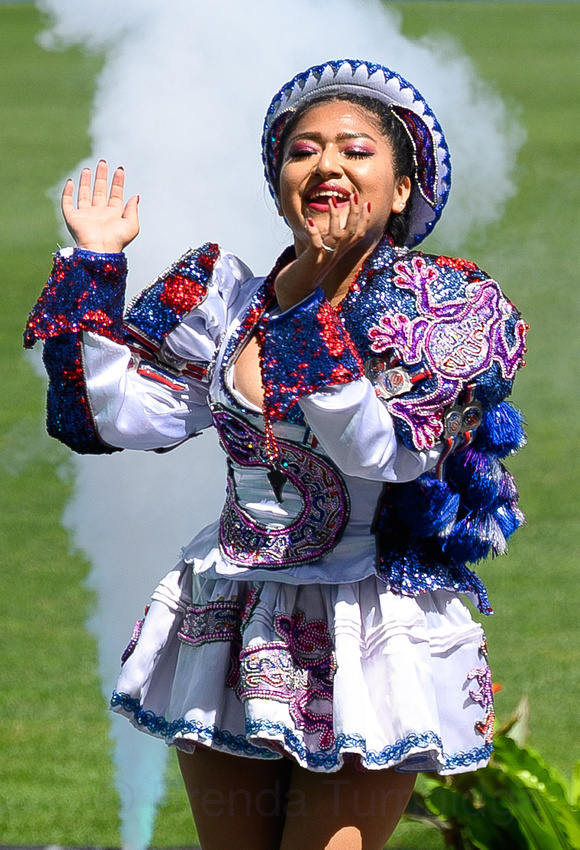 Performer, Caporales San Simon, Cochabamba