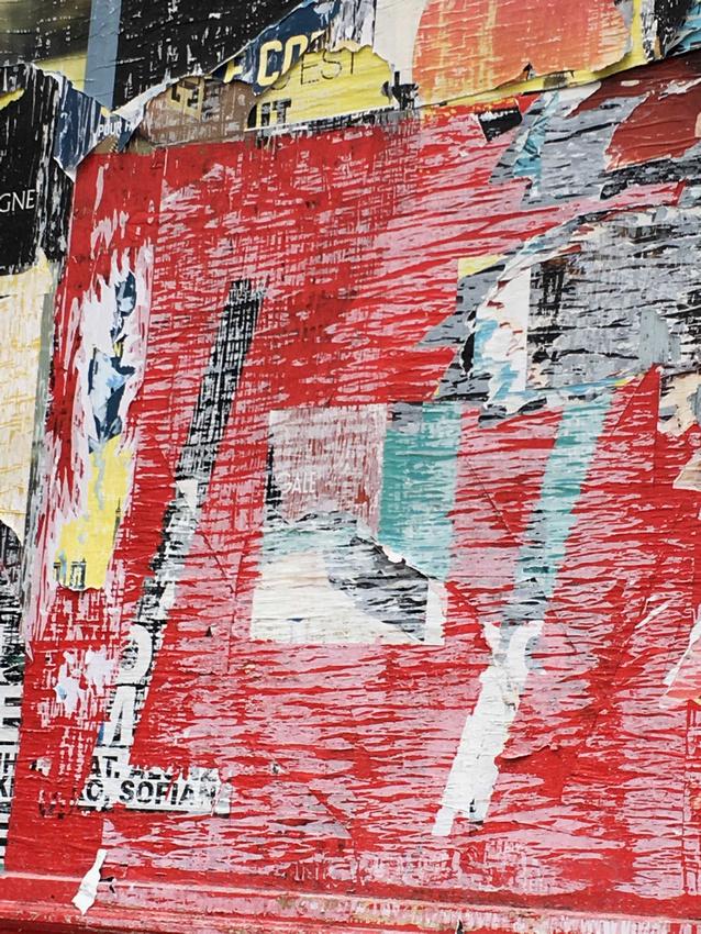 """""""Composition"""",  Rue Richelieu, Paris 2 ème"""